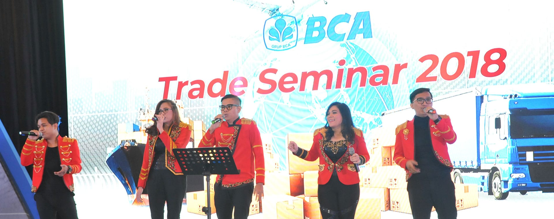 BCA Trade Seminar Event